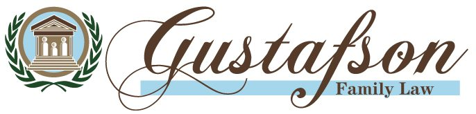 Gustafson Family Law – Logo Design